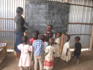 Angels Daycare Maasailand School Kajiado