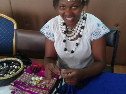 Endeleza Supported Beading Program