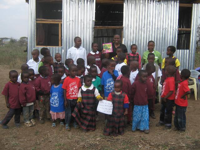 Angels Daycare Maasailand School Kajiado