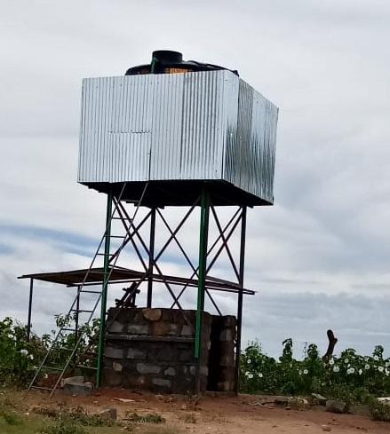 Indoinyio Village Tank Water Tower