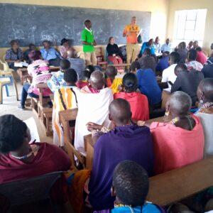 Well wishers support VCKenya