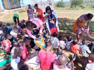 VCK Community Feeding Program